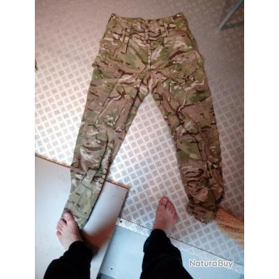 Mtp pantalon cp camouflage (origine britannique) Taille 85/80/96 OTAN (jambe/taille/fesses)