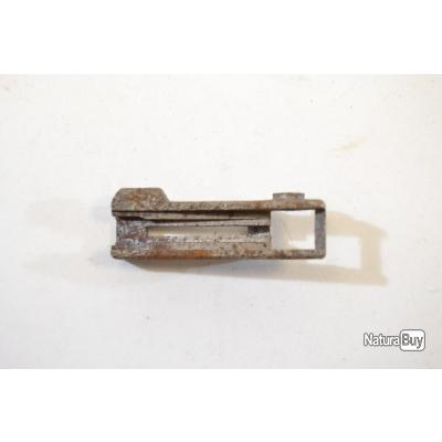Arretoir de culasse incomplet, état moyen. Mauser 98K ou G98 ou export