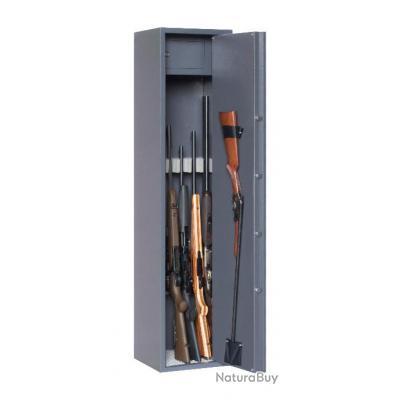 Coffre fort ELITE Reload 7 armes avec lunette + coffre intérieur- Port offert