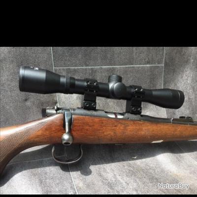 Carabine BRNO modele 2 calibre 22LR + lunette VEOPTIK 4x32
