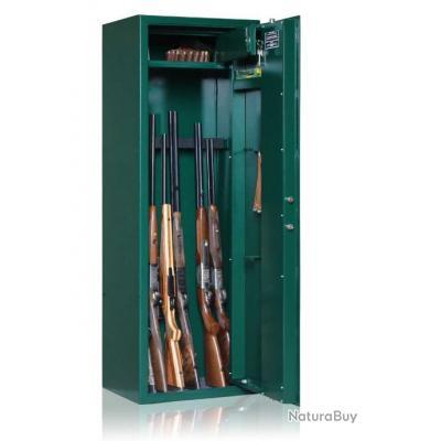 Coffre fort ELITE MASTER 226 - 8 armes avec lunette + coffre intérieur / Port offert