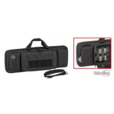 Sac de transport pour carabine ou fusil - 94cm x 30cm x 11cm - Bretelles pour le transport à dos