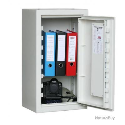 Coffre Fort Mini PREMIUM grande capacite a etagere / Port offert