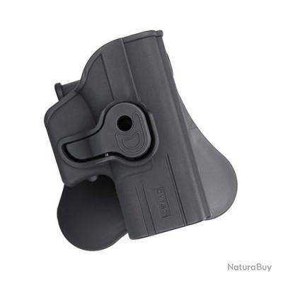 CYTAC - (CY-G27) Holster Polymer - Glock 26/27/33