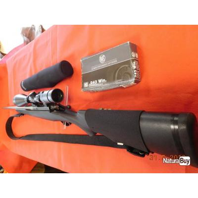 Carabine Remington 700 700 Classic d'occasion, lunette Swarovski HABITCH 4-12x5 A