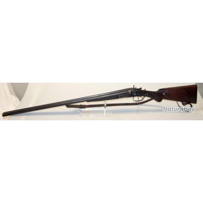 Fusil juxtaposé à platine Pieper Herstal, Calibre 16/65