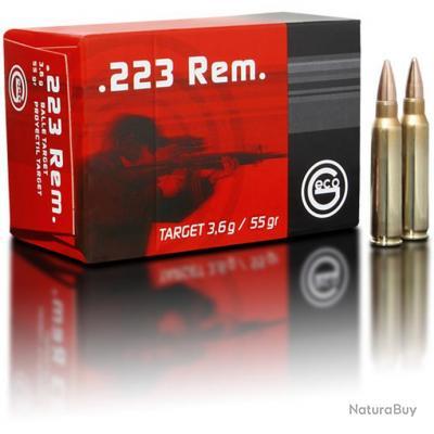 .223 Rem., Vlm Target (Calibre: .223 Rem.)