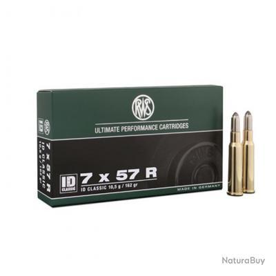 7x57 R, ID Classic (10,5gr) (Calibre: 7x57 R)
