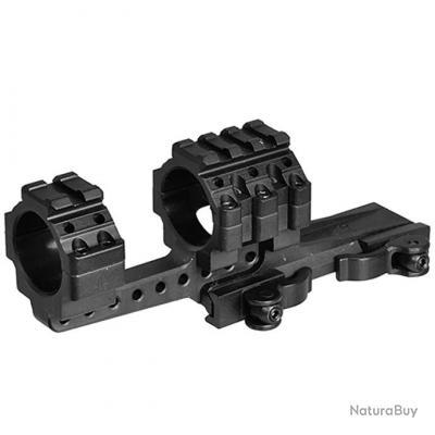 Rail type intégral 30mm 4 Topslots