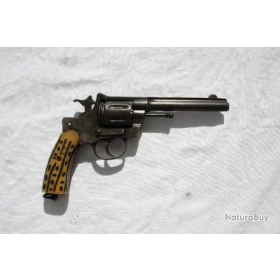 Revolver systéme PIEPER