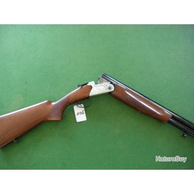 Fusil superposé Luger Super light 12 Magnum Mise à prix 1€ sans prix de réserve