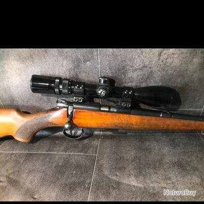Carabine 22LR BRNO mod.1 avec frein de bouche + lunette BUSHNELL TROPHY 3-9x40