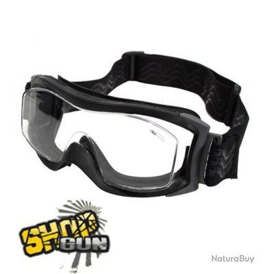 4a0fa230640844 Masque Bolle X1000 Rx Spécial Porteur de lunettes - Masques Airsoft ...