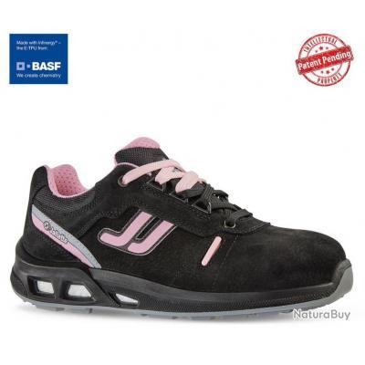 Chaussure Sécurité Jallatte De 38 Basse Basket Noa Femme Noir qw8H5BzB