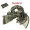petites annonces chasse pêche : Echarpe de camouflage - Woodland