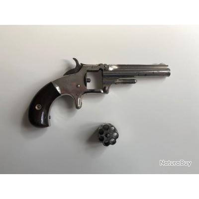 Revolver Smith et Wesson 1er modèle 3ème issue