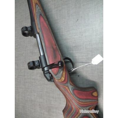 BSA CF2 Custom en 270 Winchester, bouche filetée!!!