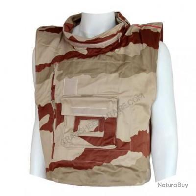 Gilet pare éclats F2 Armée française camouflage DAGUET (original)