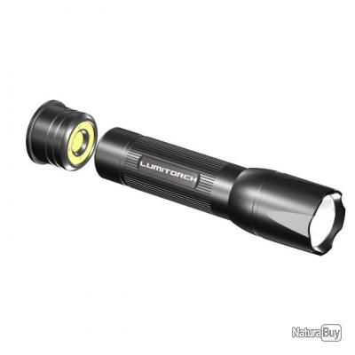 LAMPE  TORCHE LED RECHARGEABLE 785 LUMENS  LUMITORCH