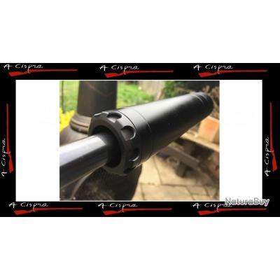 Modérateur de son PANTHER pour tout calibre .17, Filetage 1/2-20 tpi