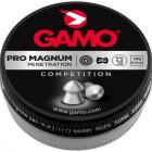 Lot de 5 Boites de 250 Plombs perforants GAMO Pro Magnum Cal. 5.5mm - 1250 Plombs