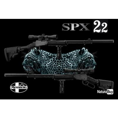 "Mossberg 464 SPX 22 Lever Action ""PROMO BLACK DAY$"" PACK TACTICAL CAL 22LR"