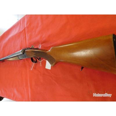 Fusil juxtaposé Manufrance (robust - Idéal) Robust Robust 220 / 221 d'occasion jaspé,