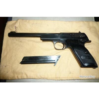 MAB 22 lr - Pistolets de Catégorie B (4956156)