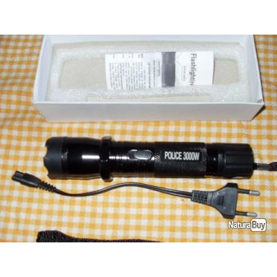 Lampe Torche Led Shocker Taser Lampes 4958263