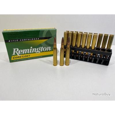 Balles Remington cal.7X64 140GR PSPCL