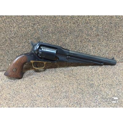 Revolver d'occasion UBERTI Remington calibre 44, 1€ sans prix de réserve !!!!