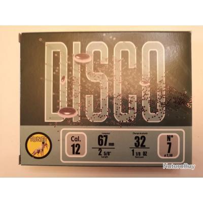 1 boîte de cartouches Tunet Disco SUPER PRIX !!!