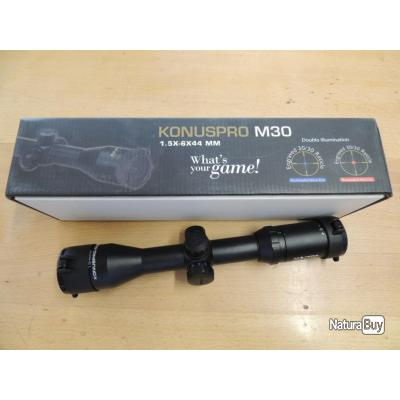 Konus 5 6 1 44 Lunette Rl Diametre Pro 30 tQdsrohxCB