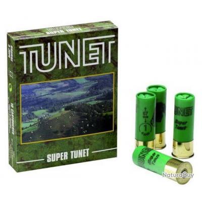 Munitions Tunet Longue Portée Super Tunet Cal. 20 N°4 par 30