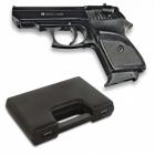 PROMO! Pistolet à blanc Ekol Lady calibre 9mm + Malette + Munitions Couleur Noir Brillant