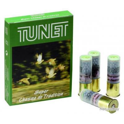 Munitions Tunet Super Tradition Cal.12/70 n°5  par 50