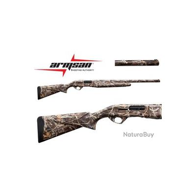 Fusil semi-automatique Armsan Phenoma Realtree Max4 calibre 12/76 NEUF