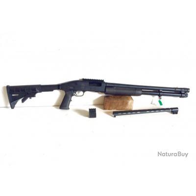 Fusil à pompe 7 coups Taurus ST-12 C à 1€ sans prix de réserve !!!!