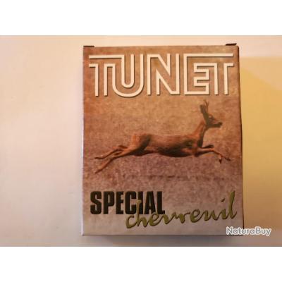1 boîte de cartouches Tunet Spécial Chevreuil plomb N°1+2 SUPER PRIX !!!