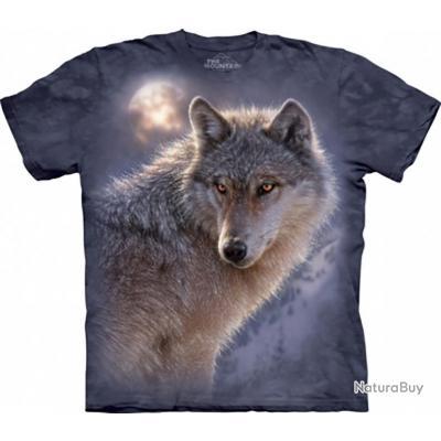 The Shirts Mountain D'aventure Violet Shirt Pxiwkutzol 3xl Tee T Loup Xn8k0wOP