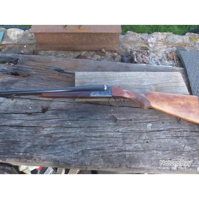 Fusil juxtaposé Gaucher Non communiqué d'occasion