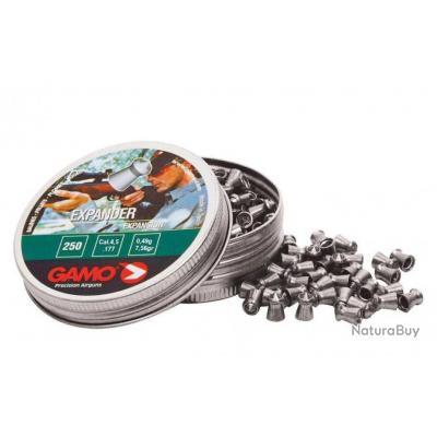 Plombs 4,5 mm Gamo Expander