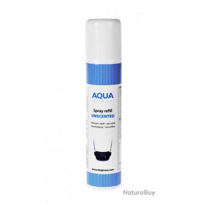 Recharge inodore pour collier de dressage Dogtrace Aqua Spray D-Control