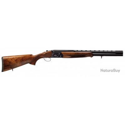 Fusil superposé Country Bécassier / Cal. 12/76 - canons 61 cm Lisse + CI