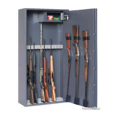 1€ SANS RESERVE !!! Coffre fort ELITE Reload 15 armes avec lunette + Coffre intérieur