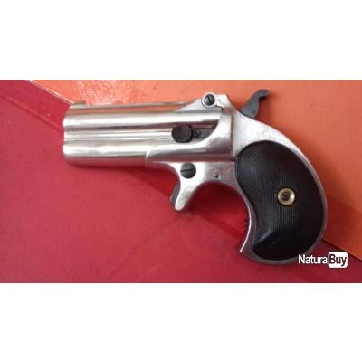 remington double derringer  cal 41 RF