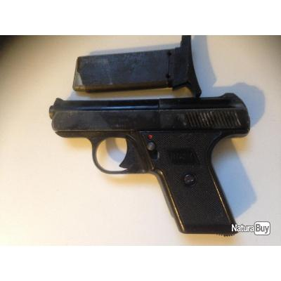 pistolet RECK protector automatik