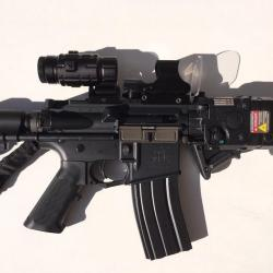 bo dynamics combat lt595 carbine cqb od fusils d 39 assaut 3495071. Black Bedroom Furniture Sets. Home Design Ideas