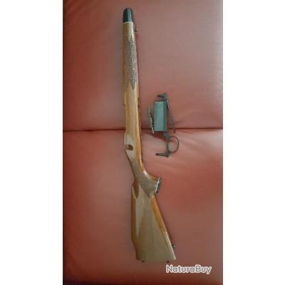 Crosse bois d\'origine remington 700 action longue avec pontet et ...