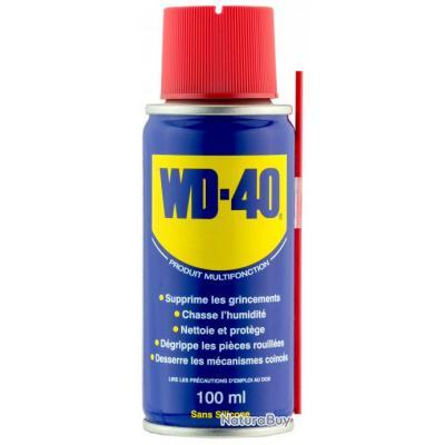 WD40 en spray - 100 ml